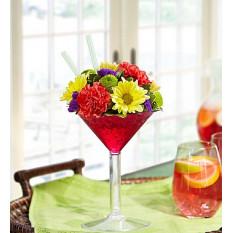 Sangria-Bouquet (klein)
