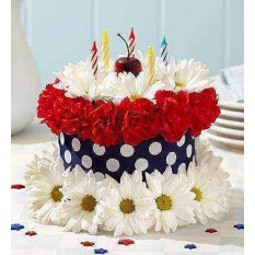 Liberty Dreams Flower Cake ™
