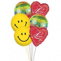 Geburtstagsliebe Ballons
