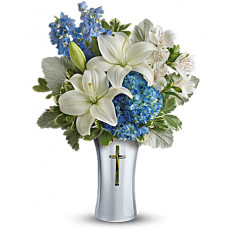 Skies Of Remembrance Bouquet (Medium)