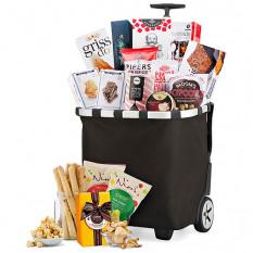 Süße und herzhafte Snacks im CarryCruiser