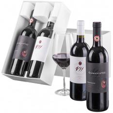 Italienisches Wein Duo Chianti