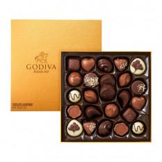 Godiva Gold Starre Box 24 Pralinen