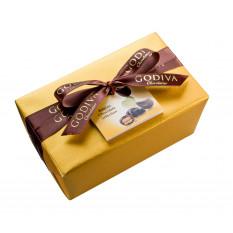 Godiva Gold Wrapped Ballotin 500 g