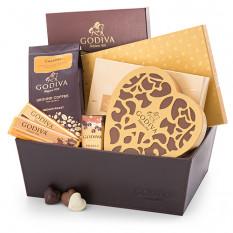 Godiva Schokoladenliebkorb