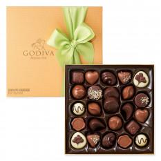 Godiva Spring Gold Box, 24-tlg