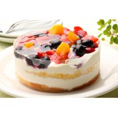 4 Beeren Torte