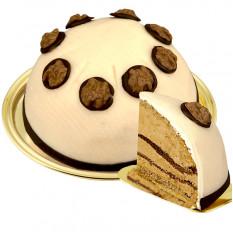 Nachtisch-Walnuss-Sahnekuchen