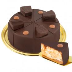 Dessert Pyramide Kuchen