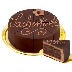 Herrlicher Nachtisch-Schokoladenkuchen
