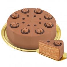 Florence Dessert Haselnusskuchen
