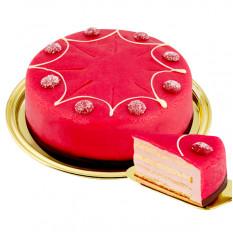 Dessert Himbeer Kuchen
