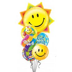 Gut erhalten Sun & Smiles Strauß