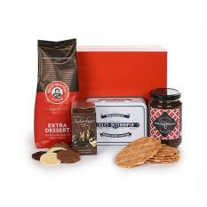 Belgische Kaffeepause Mit Trias
