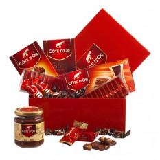 Côte D'Or Schokoladen-Liebhaber-Box