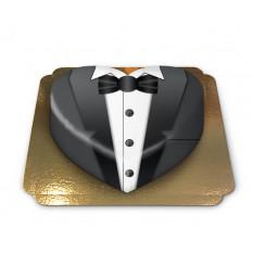 Brautpaar für Kuchen (Mittel)