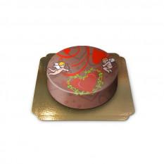 Valentine Kuchen (Mittel)