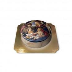 Kommunion Kuchen Madonna des Magnificat (Klein)
