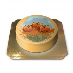 Kuchen Holländer Tulpen (Mittel)