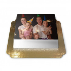 Kuchen-Foto Rahmenlos (groß)