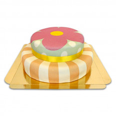 Kuchen Spielerisch, 2-stufig