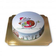 Kuchen Weihnachtsmaus (klein)