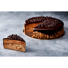 Ferrero Rocher Kuchen (6 Zoll)