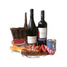 Südtiroler Weinschinken und Wurstpaket