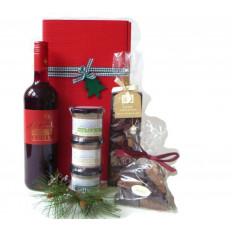 Fränkischer Weihnachtsmarkt Rot