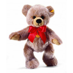 Teddybär Bobby Brown eingespritzt