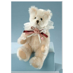 Mohair Teddybär
