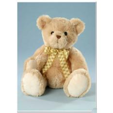 Teddybär mit Bogen