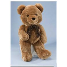 Kuscheliger brauner Teddybär