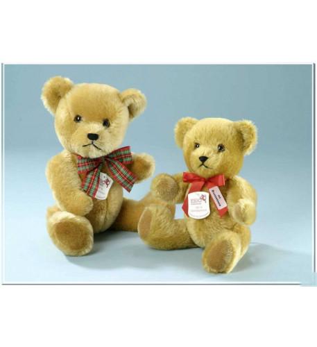 Mohair Teddybär, mit und ohne Growler