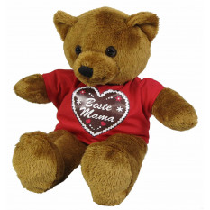 "Teddybär ""Beste Mama"""