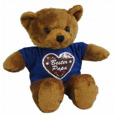 """Teddybär """"Bester Papa"""""""