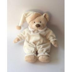 Teddy im Schlafanzug