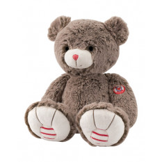 Kuscheliges TEDDY MEDIUM (31 cm) in Braun