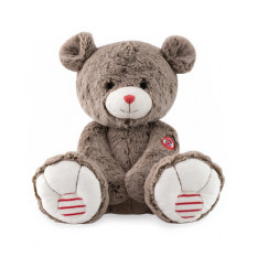 Kuscheliger Teddy groß (38 Cm) in Brown