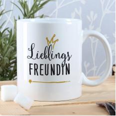 Lieblings ... Tasse für besonders große Mitmenschen