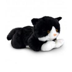 Katzen-knuddeliges Schwarzweiss - Schlamm