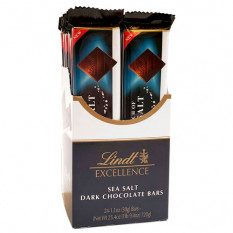 Meersalz Dark Chocolate Excellence Bar