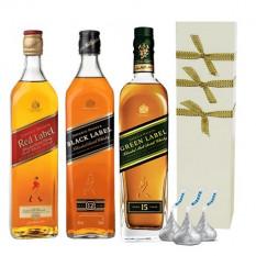 Johnnie Walker-Geschenkpaket