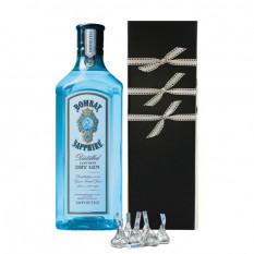 Bombay Sapphire Gin Geschenkbox