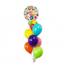 Kuchen-Freude-Geburtstag