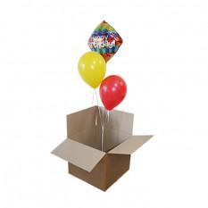 Geburtstagsstrauß in einer Box
