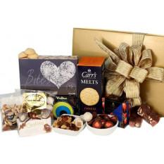 Süß und herzhaft - Geschenkkorb