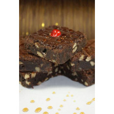 Schokoladen-Schokoladenkuchen - Kuchen-Korb