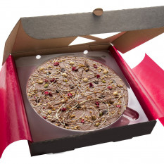 Crazy Crunch Fruit And Nut Pizza (10 Inch)
