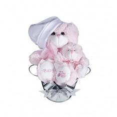 Bub Bucket (Mädchen) - Baby Hamper